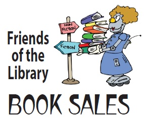 Book Sale July 14 & 15