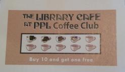 Coffeecard