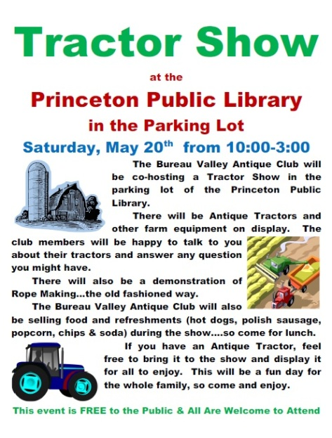 Tractor Show May17