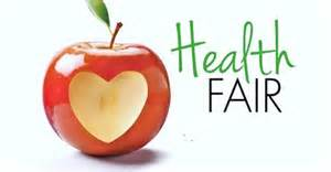 Health Fair Planned for Oct. 29