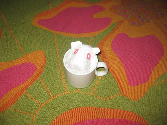 Learn To Make Towel Origami Animals Jan 3