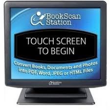 New BookScan Station