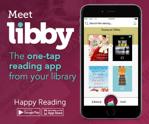 Libby by OverDrive (e-books)