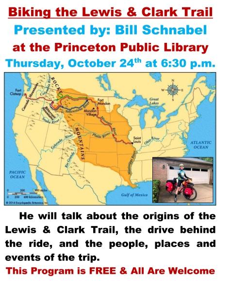 #Biking the Lewis & Clark Trail