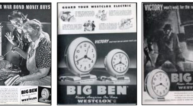 Westclox History, Nov. 7