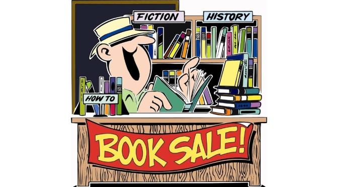 FRIENDS Book Sale UPDATE
