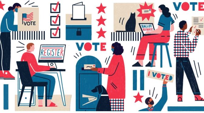 How to vote in illinois
